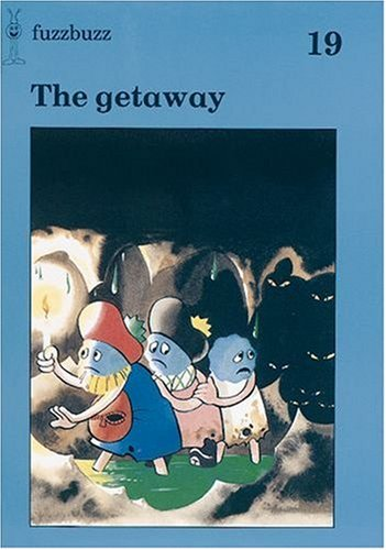 fuzzbuzz: Level 3 Storybooks: The Getaway: A: Harris, Colin