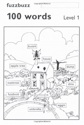 9780198381914: Fuzzbuzz: Level 1: 100 Words Workbook