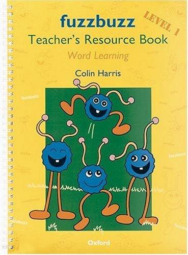 9780198381921: Fuzzbuzz: Level 1: Teacher's Resource Book: Word Learning
