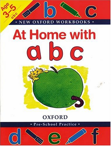 9780198382119: At Home with Abc (New Oxford Workbooks)
