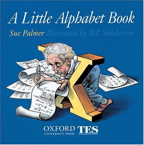 9780198382652: A Little Alphabet Book