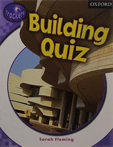 9780198383284: Trackers: Level 5: Non-Fiction: Building Quiz: Non-fiction Level 5
