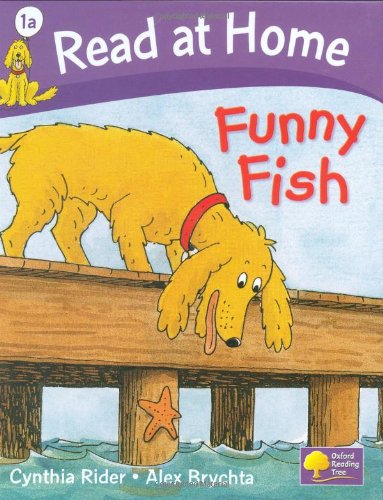 9780198384083: Read at Home: Funny Fish, Level 1a