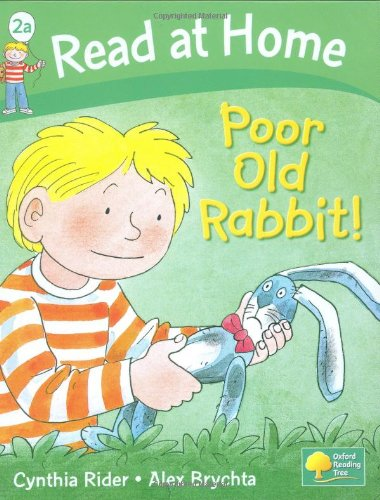 9780198384113: Read at Home: Level 2a: Poor Old Rabbit!