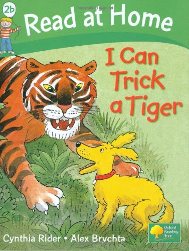 9780198384120: Read at Home: Level 2b: I Can Trick a Tiger