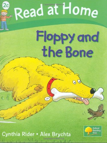9780198384137: Read at Home: Level 2c: Floppy and the Bone