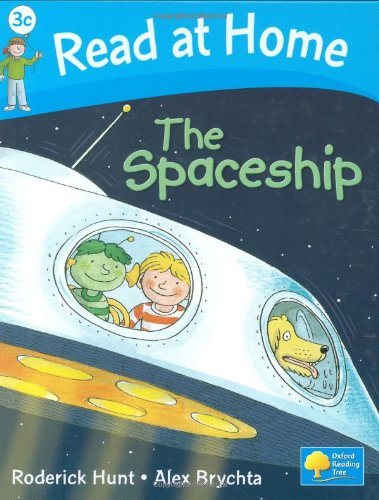 9780198384168: The Spaceship (Read at Home, Level 3c)