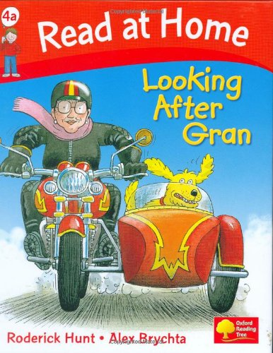9780198384175: Read at Home: Level 4a: Looking After Gran