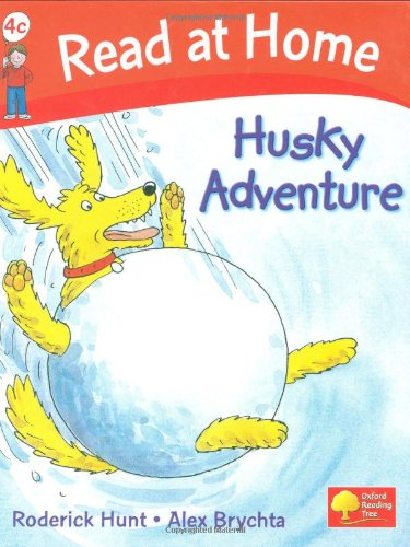 9780198384199: Husky Adventure (Read at Home, Level 4c)