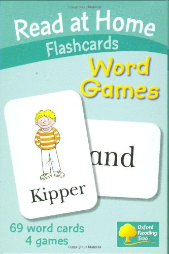 9780198384519: Read at Home: Flashcards Wordgames