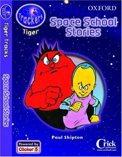 9780198384571: Trackers: Tiger Tracks: Space School Stories Software: CD-ROM (single)