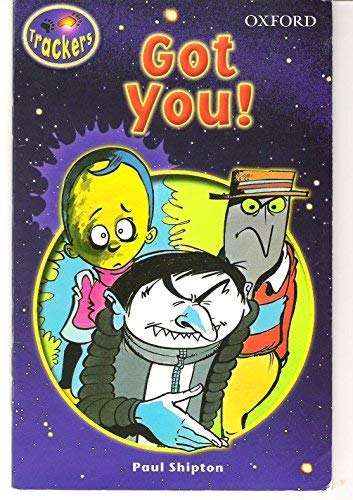 9780198384908: Trackers: Bear Tracks: Space School Stories: Book 1: Got You!