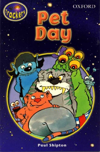 9780198384915: Trackers: Bear Tracks: Space School Stories: Book 2: Pet Day