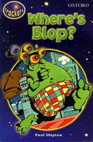 9780198384922: Trackers: Bear Tracks: Space School Stories: Book 3: Where's Blop?