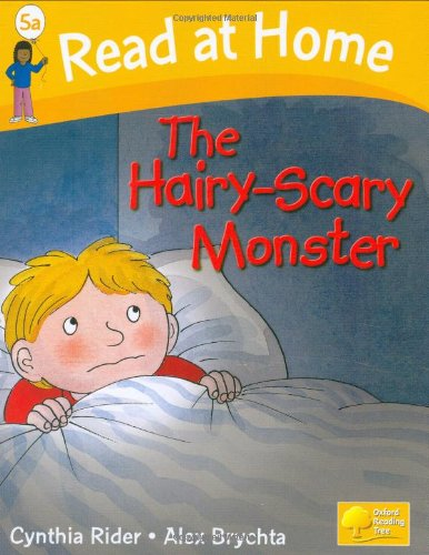 9780198385011: Read at Home: Level 5A: Hairy Scary Monster
