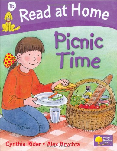 9780198385066: Read at Home: More Level 1B: Picnic Time