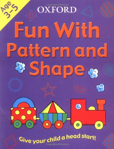 9780198385745: Fun With Pattern and Shape