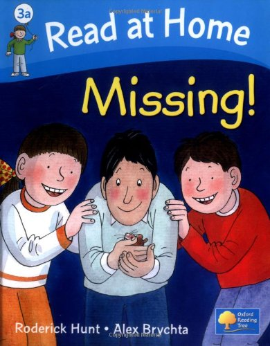 9780198386193: Read at Home: More Level 3a: Missing