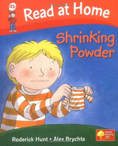9780198386230: Read at Home: More Level 4b: Shrinking Powder