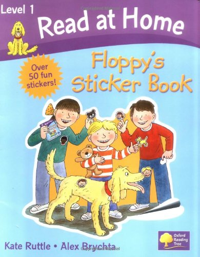 9780198386353: Read at Home: Level 1: Floppy's Sticker Book