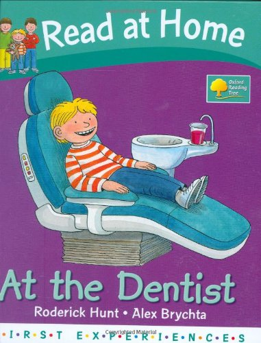 9780198386414: At the Dentist (Read at Home: First Experiences)