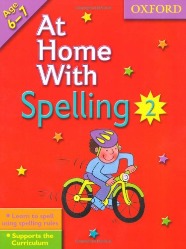 At Home with Spelling: Bk. 2: Deidre Coates