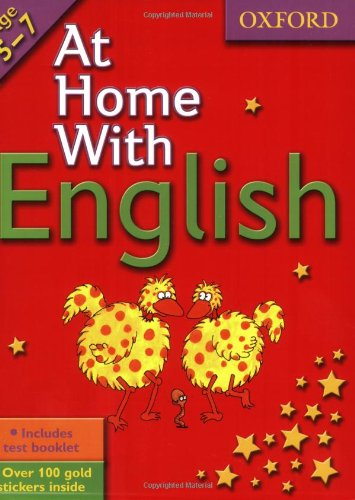 9780198386490: At Home with English (5-7)