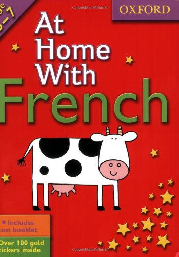 9780198386513: At Home With French (5-7)