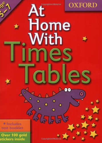 9780198386520: At Home With Times Tables (5-7)