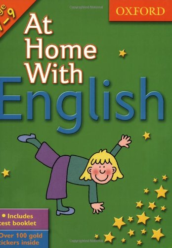9780198386537: At Home with English (7-9)