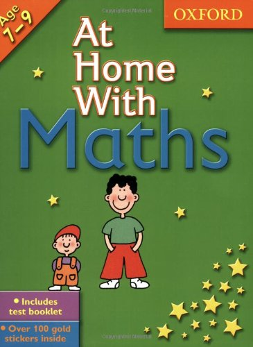 9780198386544: At Home With Maths (7-9)