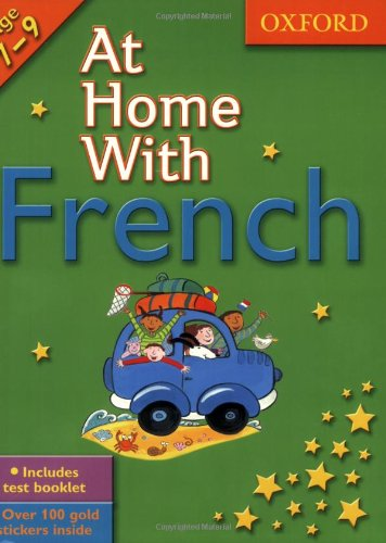 9780198386551: At Home with French (7-9)