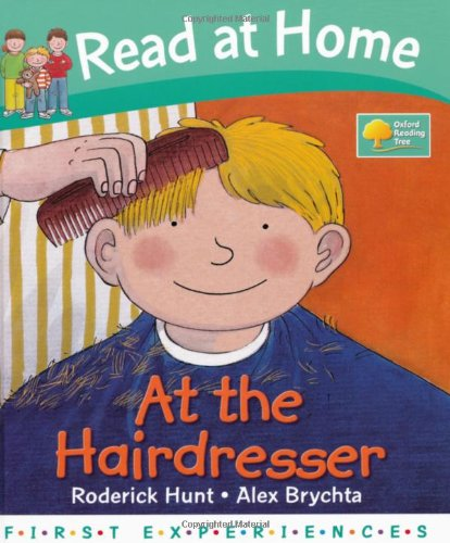 9780198386629: At the Hairdresser (Read at Home: First Experiences)