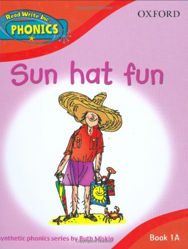 9780198386643: Read Write Inc. Phonics: Sun Hat Fun Book 1a