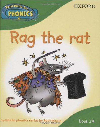 9780198386667: Read Write Inc. Phonics: Rag the rat Book 2a (Read Write Inc Phonics 2a)