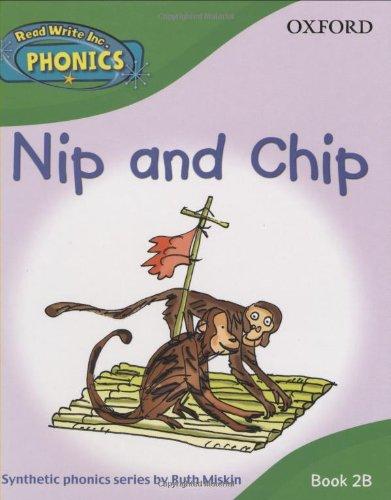 9780198386674: Read Write Inc. Phonics: Nip and Chip Book 2b