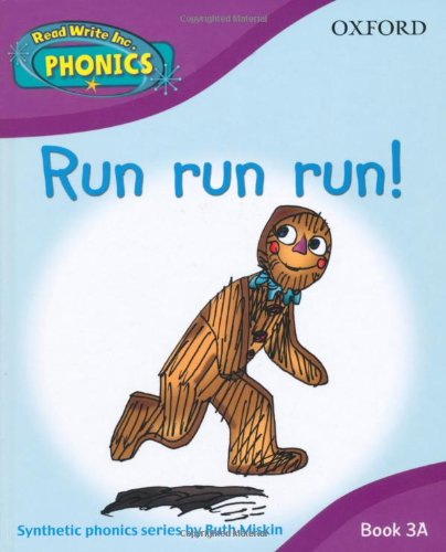 9780198386681: Read Write Inc. Phonics: Run Run Run! Book 3a