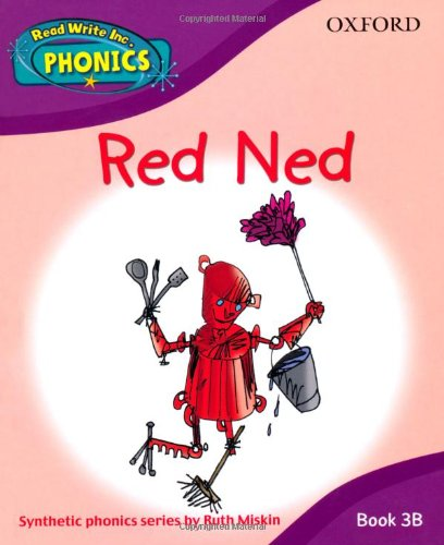 9780198386698: Read Write Inc. Phonics: Red Ned Book 3b