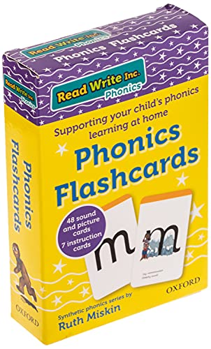 9780198386711: Read Write Inc. Home: Phonics Flashcards (Read Write Inc Phonics)