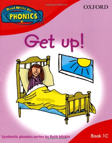 9780198386759: Read Write Inc. Home Phonics: Get Up!: Book 1c
