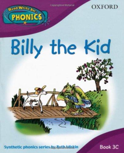 9780198386797: Read Write Inc. Home Phonics: Billy the Kid: Book 3c