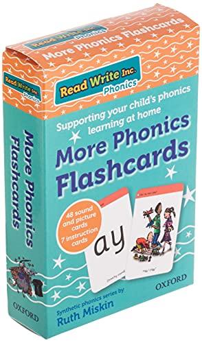 9780198386810: Read Write Inc. Phonics: More Phonics Flashcards