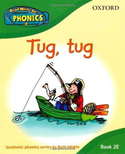 9780198387008: Read Write Inc. Home Phonics: Tug, Tug: Book 2E