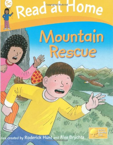 9780198387046: Read at Home: More Level 5c: Mountain Rescue