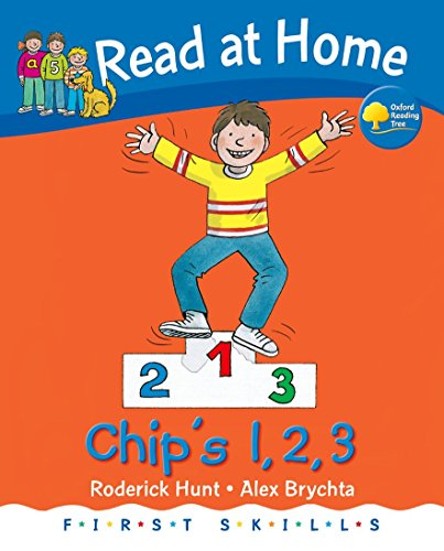 9780198387107: Read at Home: First Skills: Chip's 1,2,3 (READING AT HOME)