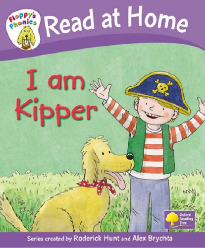 9780198387114: Read at Home: Floppy's Phonics: L1a: I am Kipper