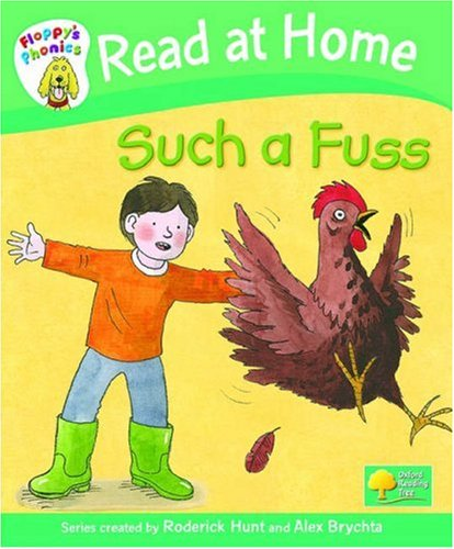 9780198387145: Read at Home: Floppy's Phonics: L2b: Such a Fuss