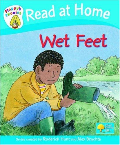 9780198387183: Read at Home: Floppy's Phonics: L3b: Wet Feet