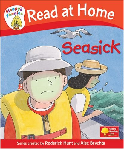 9780198387213: Read at Home: Floppy's Phonics: L4a: Seasick