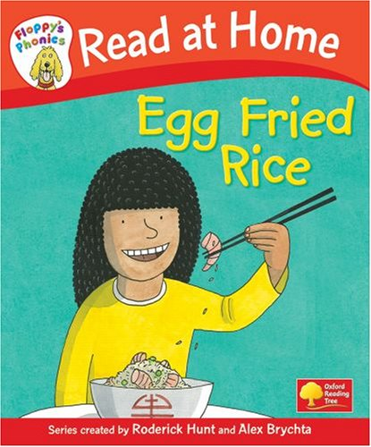 9780198387220: Read at Home: Floppy's Phonics: L4b: Egg Fried Rice